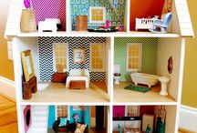 dolls house / by Kath