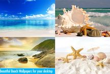 40 Beautiful Beach Wallpapers for your desktop. Follow us