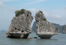 Halong Bay islets