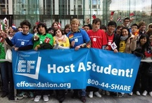 How to Host an Exchange Student / How do I get started as a host family?  What should I expect?  I am an International Exchange Coordinator with EF High School Exchange Year.  Not only can I host an amazing teen, but I get paid for helping connect other host families to students!  Contact me for more info!
