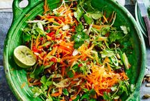 A - salads