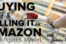AMAZON - Buy & Sel