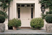 Drzwi i wejście