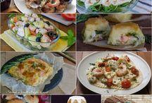 menù di pesce ( Natale )