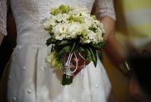 I Do Vintage / Sur Mesure Wedding Dress by Megla-m