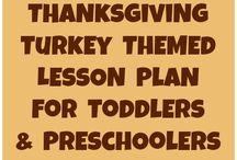 Theme - Thanksgiving
