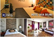 Hoteles de Comitán / Directorio de Hoteles de Comitán de Domínguez, Chiapas, México.
