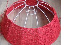 lamparas crochet