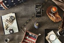 """Mona B 2018 Mid-Season Collection / Mona B's first-time-ever mid-season launch debuted in April of 2018. It features two new collections: """"American Glory"""" and """"Hitched."""" All products are made from up-cycled canvas and leather."""