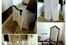 Dining chairs Slipcover