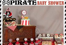 celebrate | pirate baby shower / by Amanda Miller