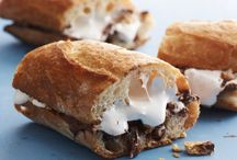 Ultimate S'mores Recipes  / by Initials, Inc