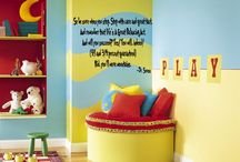 Home: Playroom Ideas / by Janet Mora
