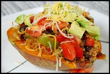 Food. // Vegetarian / ABOUT: No meat here! All [healthy] vegetarian meals!