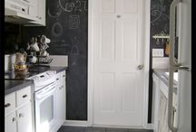 Chalkboard Walls / by Ruth Simons