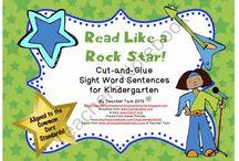 Reading (Kids)