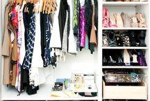 Walk-in closet/ dressing room, it's gonna happen