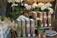 Parfume display