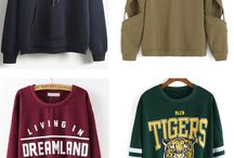 Hoodies / Clothes