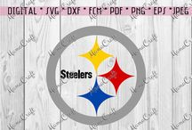 SVG DXF Pittsburgs Steelers