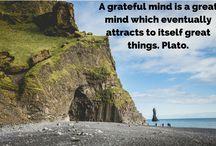 Gratitude 101 / Daily gratitude 4 Life