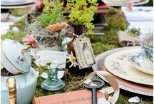 bridal shower ideas / by Janis Perry