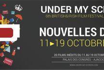 6ème édition du festival du film britannique et irlandais d'Ajaccio.