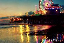 Inspiration: Beach Boardwalk