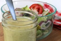Salad's and Dressing