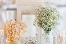 Rustic French Sweet Table