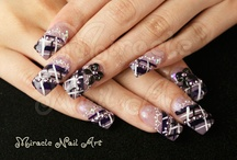 nail art / by Tracey Marcinko