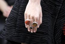 Colored stones jewelry