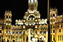 Madrid, spain / Cibeles
