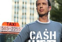 Cash Cab / Unassuming people enter the Cash Cab as passengers expecting a normal taxi ride, only to discover they're instant contestants on Discovery Channel's innovative science-themed game show hosted by Adam Growe.