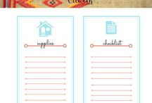 Planing list and labels