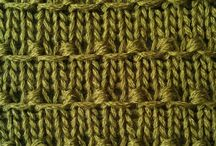 Knit - Stitches, Tuts