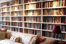 Bookshelves... / Bookporn