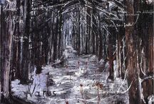 Anselm Kiefer / by Nathan Hunt