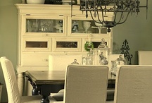 dining spaces  / holidays, birthdays, family dinners