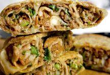 Eat: Empanadas, Sweet and Savory / Meat pies, savory empanadas, sweet empanadas