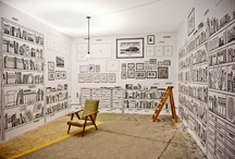 ArT | DiSPLAY iNSTALLATioN / by ATELIER DIA