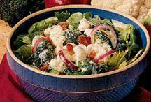 Salad  / by Perfectly Posh with Liz Pagan