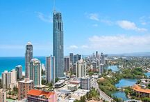 Unit 1305 Gorgeous Ocean and River plus Hinterland view in Circle on Cavill / A 2 bed 2 bath plus study apartment located at level 30/9 Ferny Avenue, Surfers Paradise QLD 4217