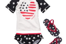 Red, White & B'gosh / by Beverly Oferrall