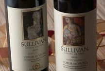 Our Wines / by Sullivan Vineyards