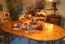 Fall Decor / by Mary Stang