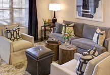 Apartment Settings / Check out our new photos from a chic apartment we furnishings!