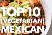 Mexican recipies