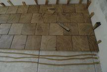 Wood floore