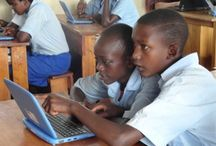 Community / Snippets from the Intel Education Service Core project.  Fall 2015, Rwanda.